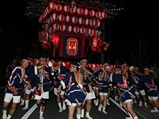 須賀川秋祭り