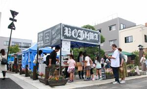 路地裏マーケット Rojima
