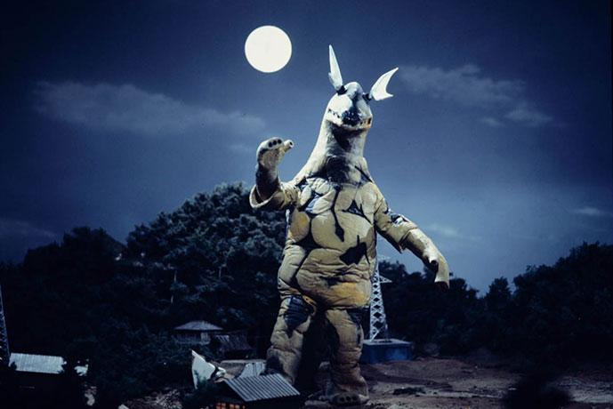 月光怪獣 再生エレキング