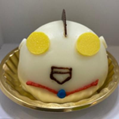 ウルトラマンケーキ1